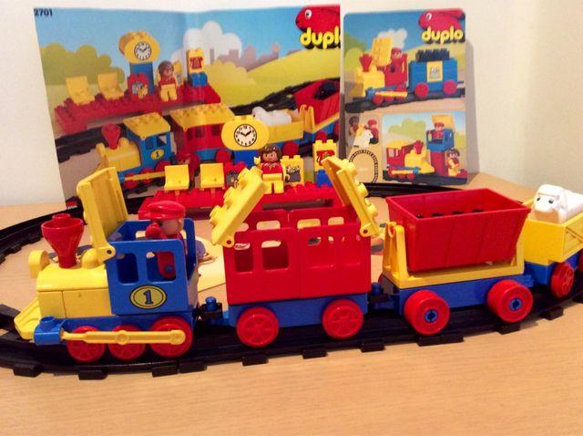 LEGO DUPLO Ref. 2701 VINTAGE