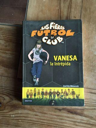 Libro de Las Fieras Futbol Club
