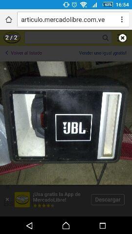 Jbl subwofer
