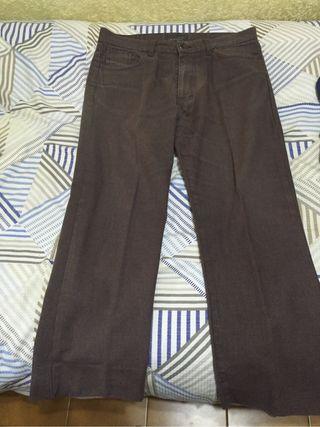 Pantalon del Zara