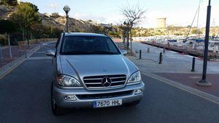 Mercedes Benz ML400cdi