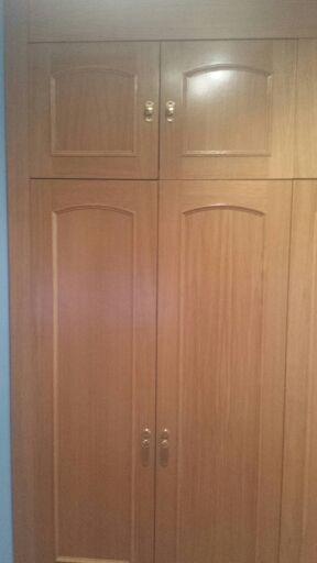 Puertas para frente de armario