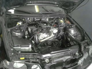 despiece de BMW e46