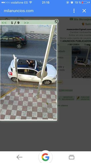 Renault megame extreme