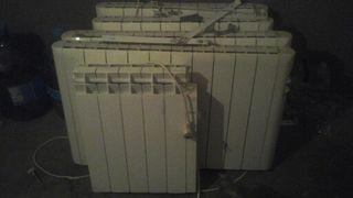 radiador eléctrico Haverland seminuevo