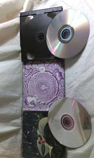 Cd doble the smashing pumpkins