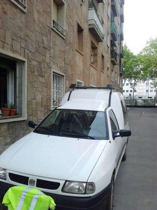 Seat inca 1.4 furgoneta mixta