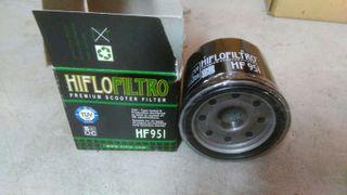 Filtro aceite moto