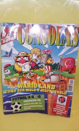 Revista ok consolas año 93