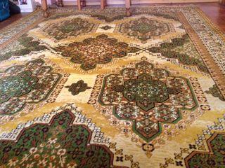 Alfombra de lana 340x252 cm gran calidad