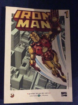 Tebeo Iron Man