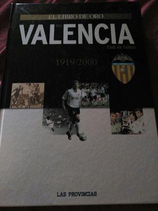 El libro de oro del Valencia C F