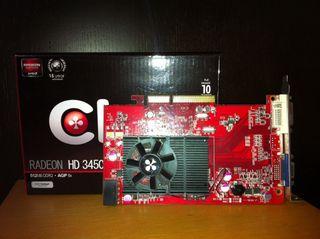 Tarjeta Gráfica AGP Edition (AMD)