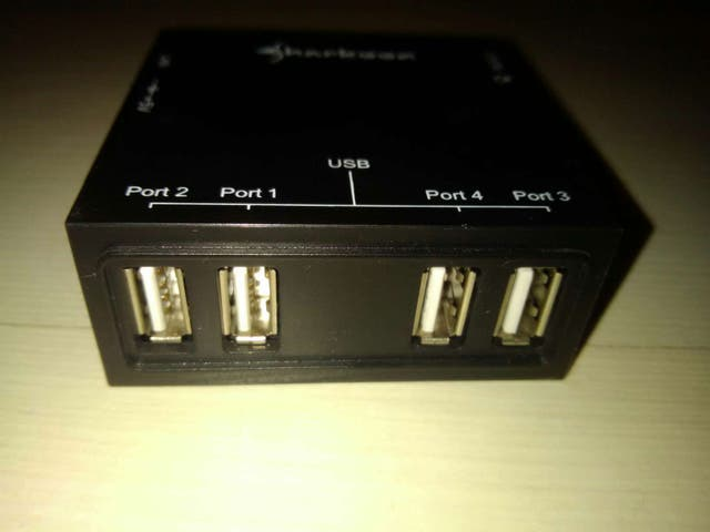 SHARKOON USB LAN PORT 400 GIGA