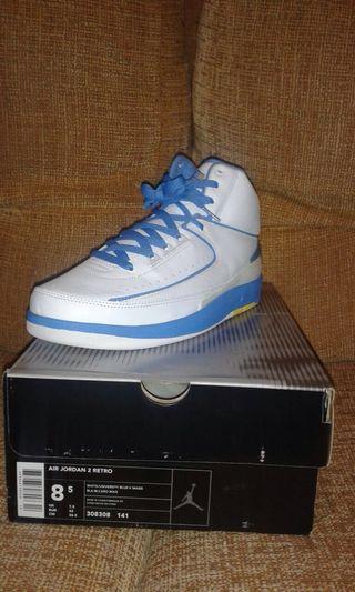 Nike Air Jordan 2 Melo 2004 OG EUR42 Sin Uso
