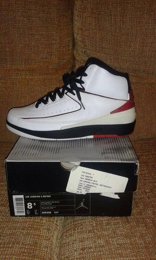 Nike Air Jordan 2 2004 OG EUR 42 Sin Uso