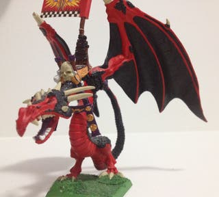 Warhammer Serpiente Alada