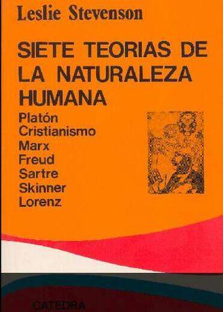 Libro 7 Teorías de la Naturaleza Humana
