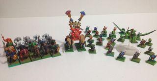 Warhammer Ejército Hombres Lagarto