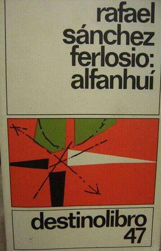 Libro Alfanhui