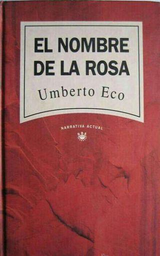 Libro El Nombre de la Rosa