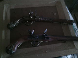 Pistolas