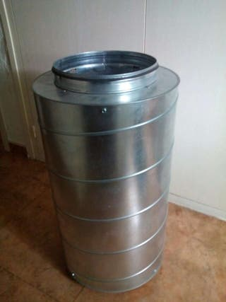 Silenciador de extractor 250mm