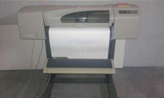Ploter HP DesignJet 500