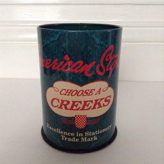 Pot à crayons Creeks Vintage