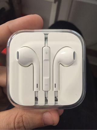 Earpods auriculares Apple