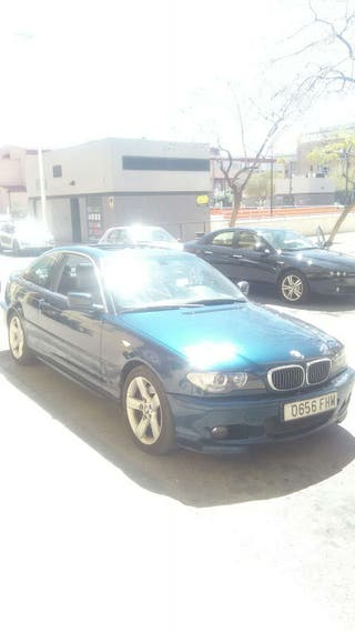 Vendo bmw 330cd