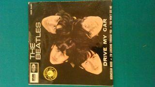 Vinilo The Beatles. Drive my car