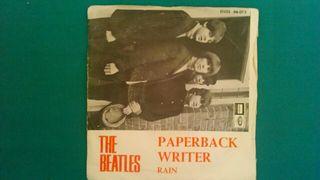 Vinilo The Beatles. Single.