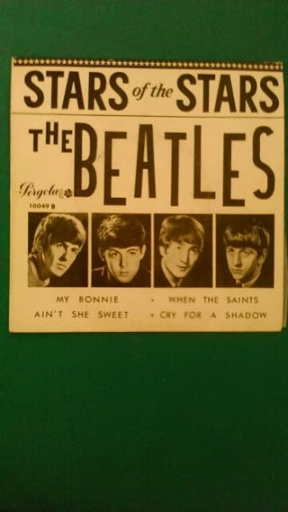 Vinilo The Beatles. Single