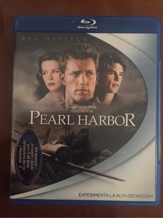 Pearl Harbor Blu Ray