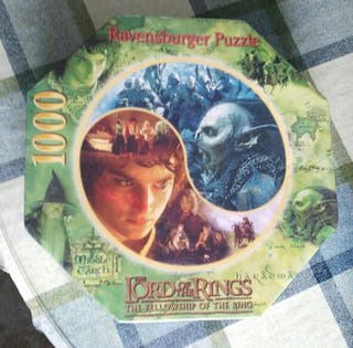 ravensburger puzzle the lord of the rings