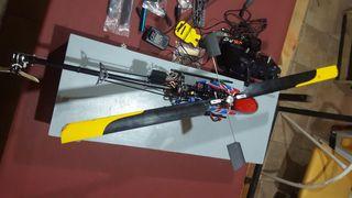 Helicóptero hausler 450 V 2