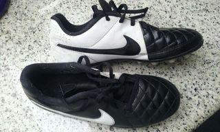 Botas futbol adidas talla 36