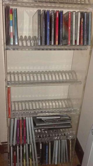 Porta CDs o expositor ,de metracrilato
