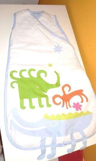Lote 3 sacos dormir bebé