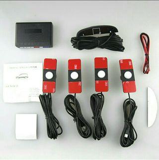 Kit sensores de aparcamiento