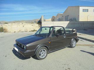 Volkswagen-Golf II Cabrio Karman