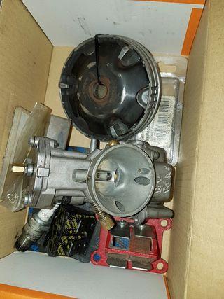 Varidor carburador caja laminas