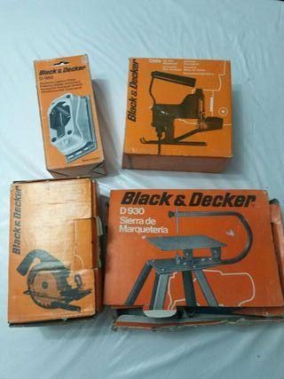 Accesorios Black & Decker.