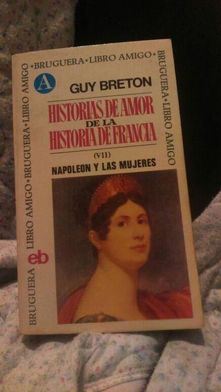 Libro Napoleón y las Mujeres