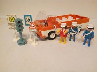 Playmobil autobus.