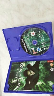 Ps2 playstation Matrix pal españa