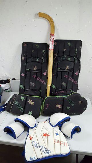 Hockey Portero Skater