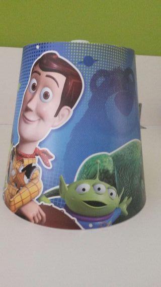Lámpara infantil Toy Story