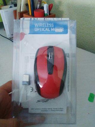 Raton Wireless Optical Mouse.